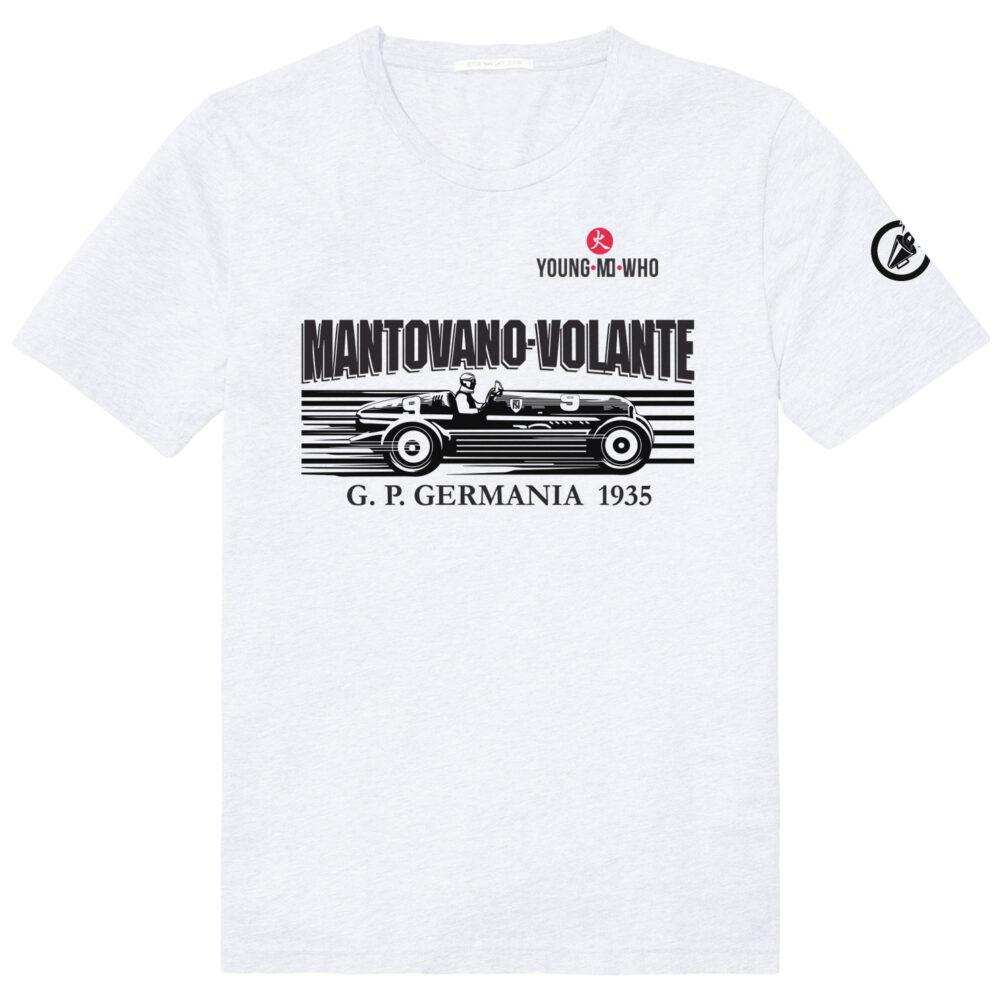 Tazio Nuvolare; Mantovano Volante