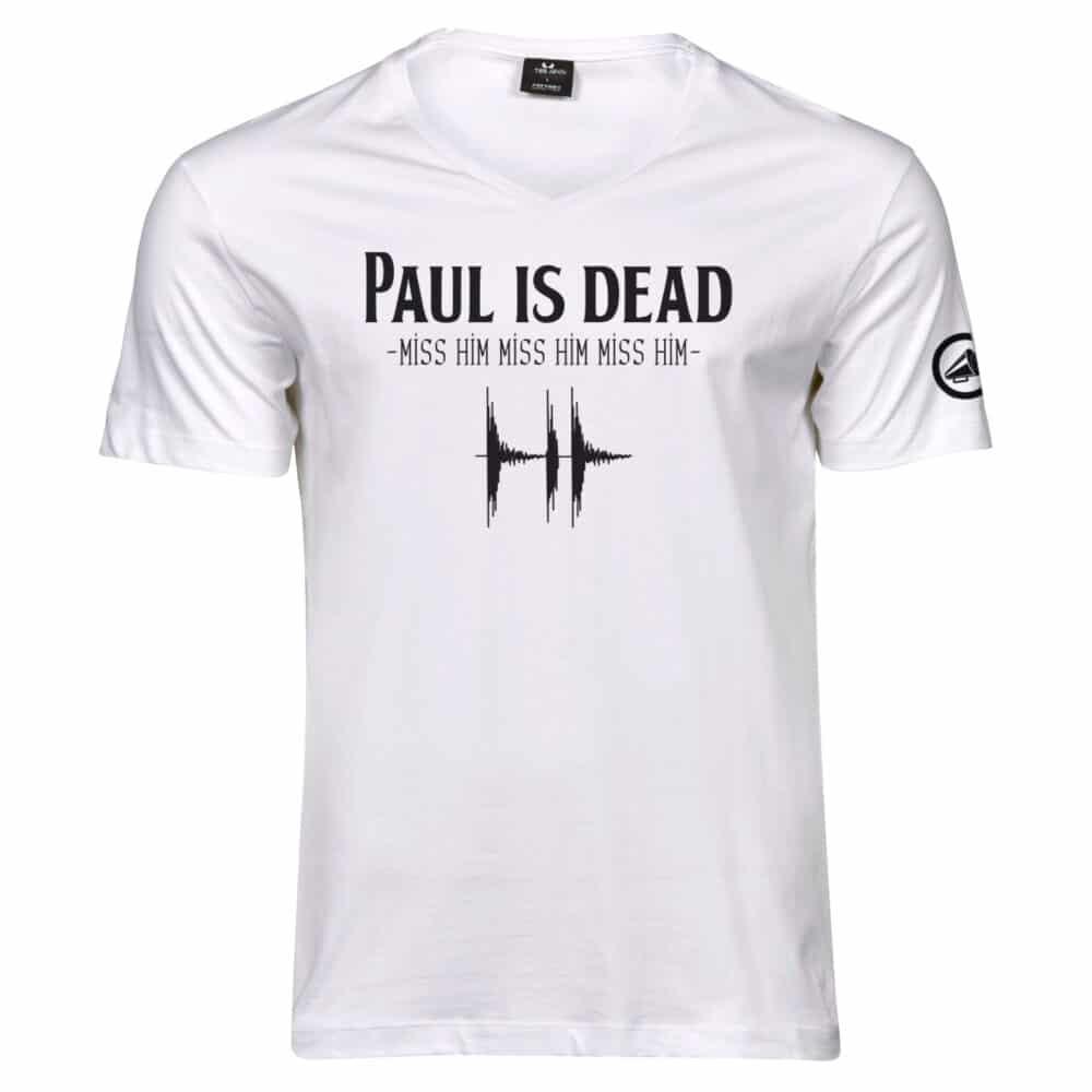 Paul is dead miss him