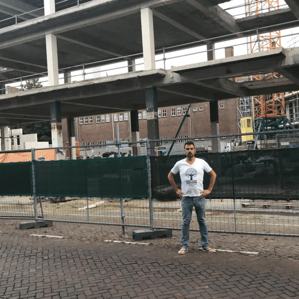 minder cement meer beton